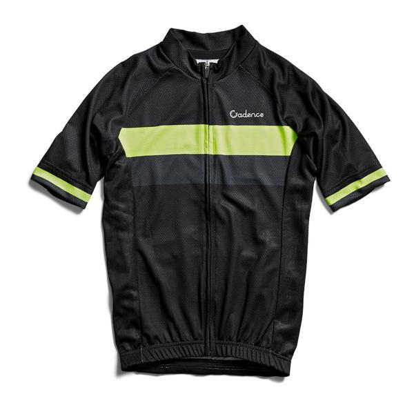 Deuce Jersey - Black by Cadence Collection