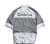 Keta White Jersey by Cadence Collection