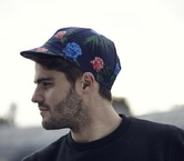 Floral Cycling Cap by Warsaw Cycling