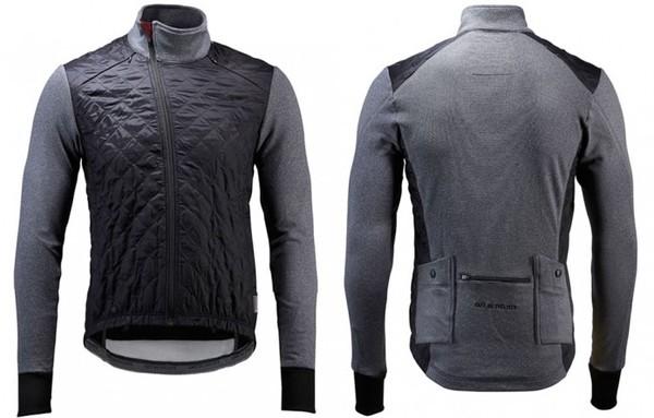 Men's Heidi Winter Jacket by Café du Cycliste