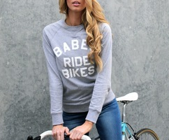 See all sweaters on Feel Good Ride Good