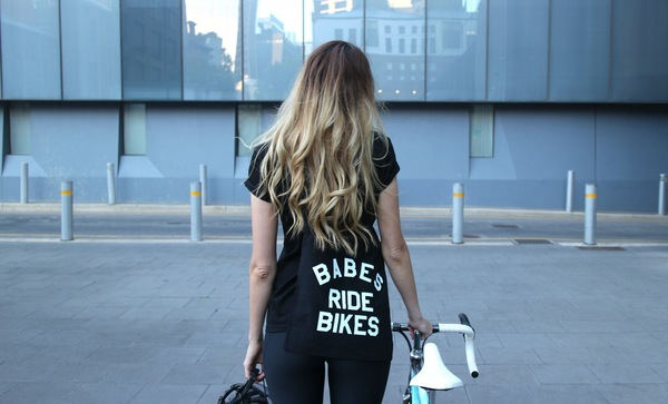 Carry On - Original by Babes Ride Bikes