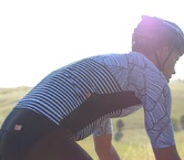 Natural Stripe Jersey by Lumiere