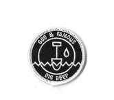 Dig Deep Patch by God & Famous