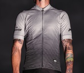 Fade To Black Jersey by Team Dream Bicycling Team