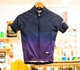 Ladies Thin Stripe Fade Jersey by Team Dream Bicycling Team