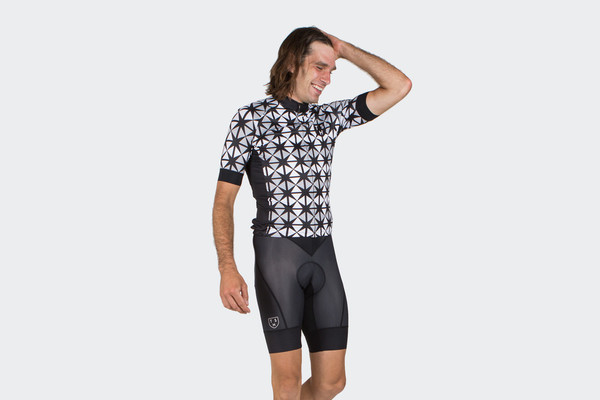 Men's Geometric Jersey by Tenspeed Hero