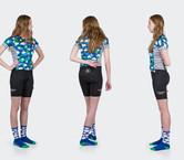 Resort Blue Cloud Socks by Tenspeed Hero