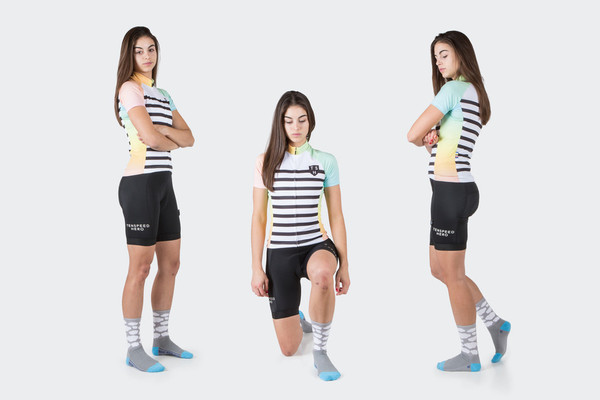 Women's Sherbet Jersey by Tenspeed Hero