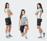 Women's Sherbet Jersey by Tenspeed Hero