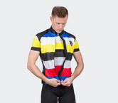 Men's Stealth Club Vest by Tenspeed Hero