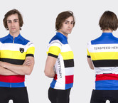 The Original TSH Club Jersey by Tenspeed Hero